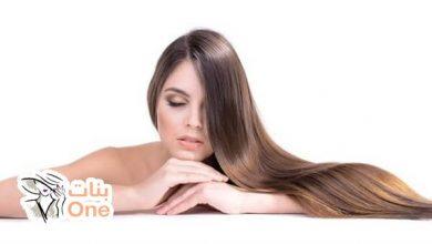 ما هي طريقة فرد الشعر بالنشا