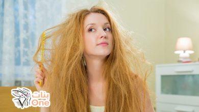كيفية التخلص من نفشة الشعر بعد الاستحمام