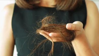 كيفية إيقاف تساقط الشعر للنساء