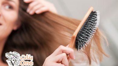 كيفية المحافظة على لمعان الشعر