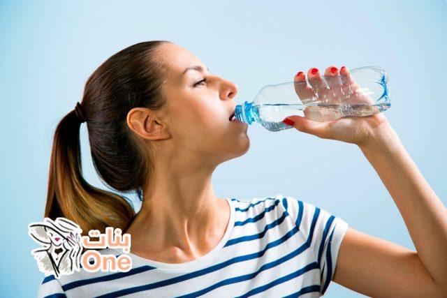 ما هي أضرار كثرة شرب الماء