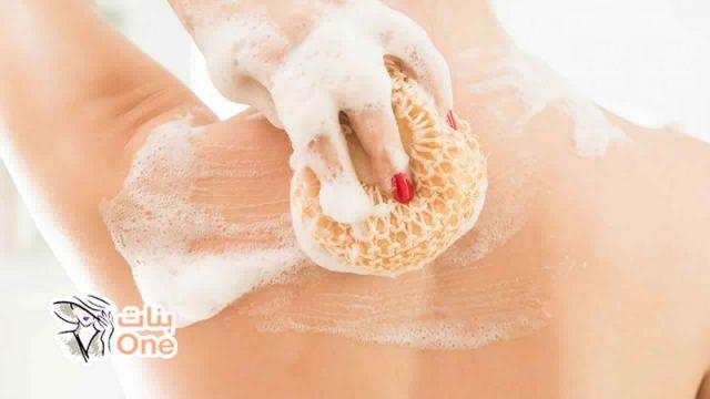 كيف نحافظ على نظافة الجسم