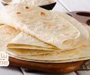 طريقة خبز الصاج للشاورما