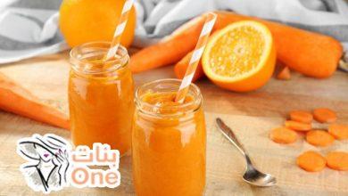 فوائد عصير البرتقال بالجزر الهائلة