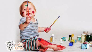 مراحل نمو التعبير الفني عند الأطفال