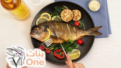 فوائد ومضار السمك للحامل