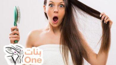 كيفية علاج تساقط وضعف الشعر