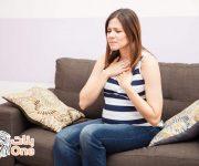 ما علاج حموضة المعدة للحامل