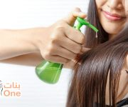 طريقة استخدام سيروم الشعر