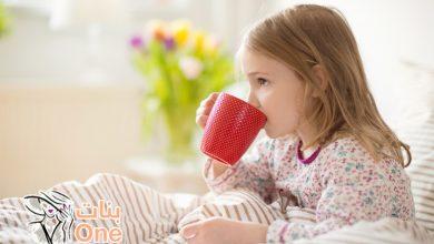 5 مشروبات لعلاج الكحة عند الأطفال
