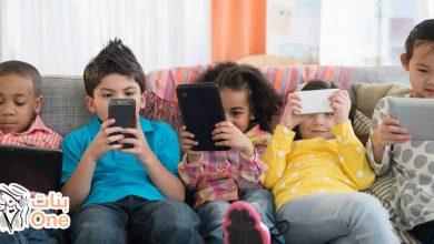 أثر التكنولوجيا على الأطفال
