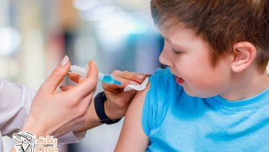 جدول تطعيمات الأطفال في مصر 2021