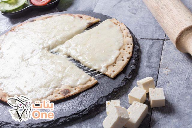 كيف تصنع الجبن العكاوي