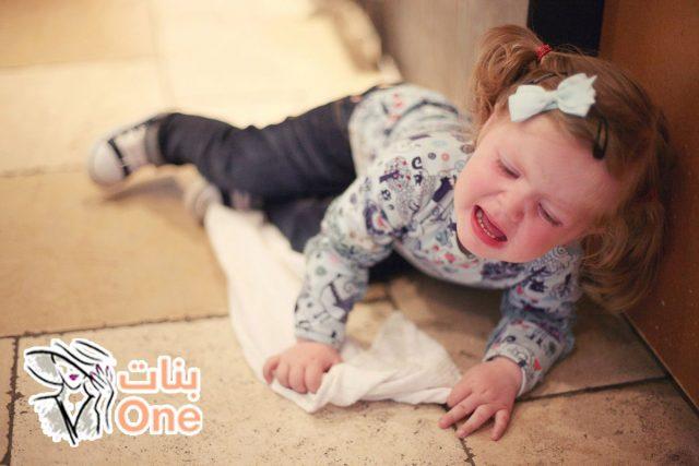 سقوط الطفل على رأسه.. متى عليك الذهاب للطبيب؟
