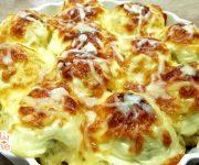 كيفية عمل طاجين الجبن