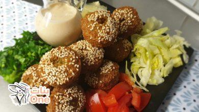 طريقة عمل الفلافل المصرية مثل المطاعم