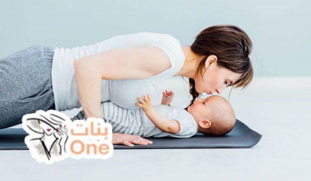 أسباب صعوبه فقدان الوزن بعد الولاده
