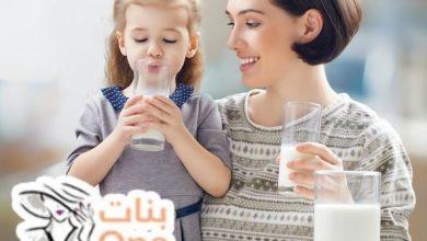 فوائد الحليب والتمر للأطفال وطريقة تحضيره