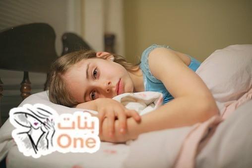 أسباب قلة النوم عند الأطفال وعلاجها