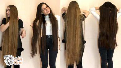 أسرع طريقة لتكثيف وتطويل الشعر