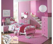 غرف نوم اطفال بنات 2021