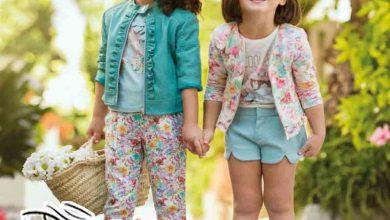 أجمل ملابس أطفال للعيد موضة 2021