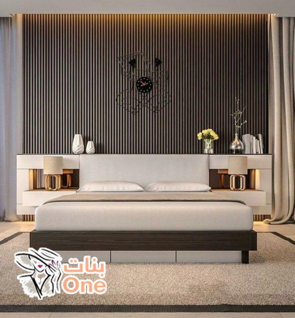 غرف نوم مودرن 2021