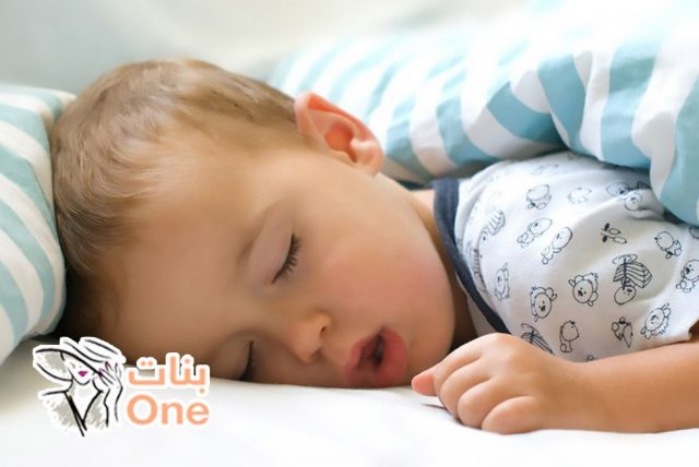 أسباب التعرق أثناء النوم عند الأطفال