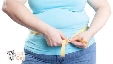 طرق خسارة الوزن من البطن