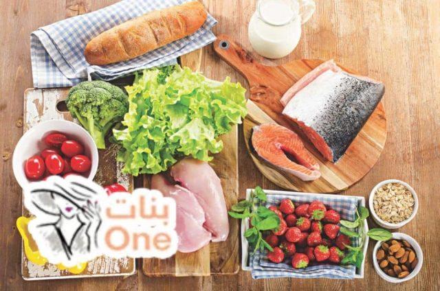جدول انقاص الوزن في رمضان