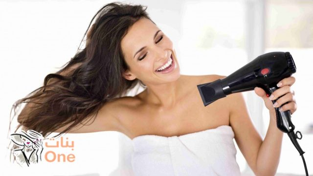 أضرار السشوار على الشعر