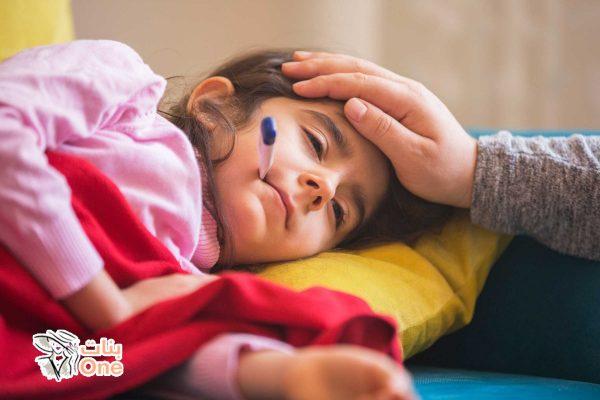 أسباب انخفاض درجة حرارة الجسم عند الأطفال