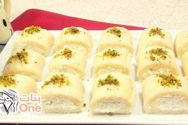 طريقة عمل حلاوة الجبن السورية