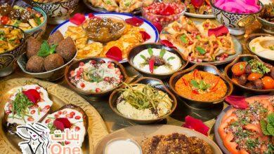 طريقة تحضير أكلات شامية رمضانية