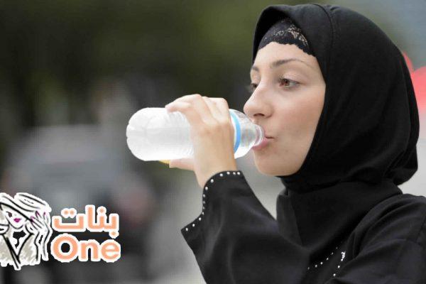 كيف تتجنب الجوع والعطش في رمضان