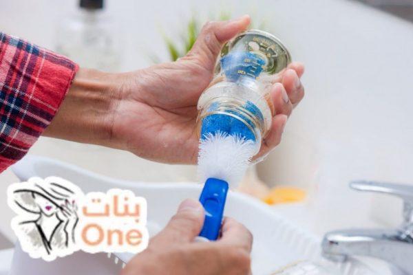 طريقة تنظيف رضاعات الاطفال وتعقيمها