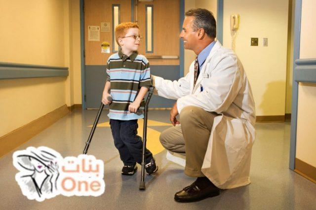 علاج مرض شلل الأطفال