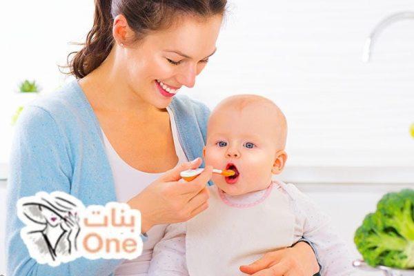 طريقة عمل أكل للأطفال الرضع من عمر 6 شهور