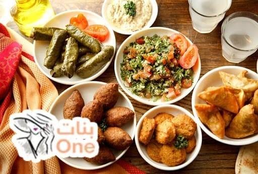 أفضل أكلات رمضان 2021 لإفطار شهي