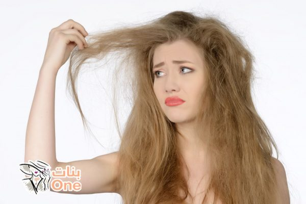 طرق علاج جفاف الشعر في البيت