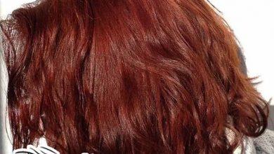 طريقة عمل حناء الشعر بالكركديه