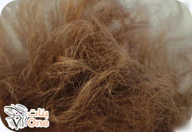 أضرار بودرة تفتيح الشعر