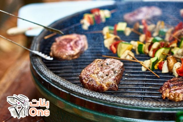 طريقة تتبيل اللحم للشوي على الفحم