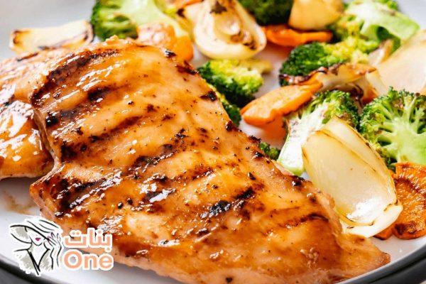 طريقة عمل ستيك دجاج شهي ولذيذ