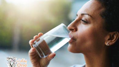 أعراض نقص شرب الماء في الجسم