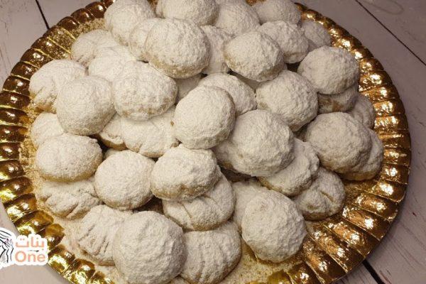طريقة عمل الكعك المصري الناعم بالصور