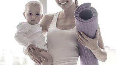 طرق فقدان الوزن بعد الولادة