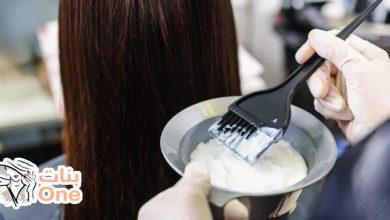 طريقة فرد الشعر طبيعياً بالنشا