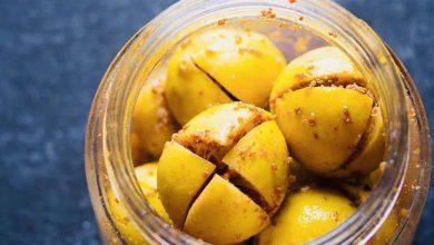طريقة تحضير مخلل الليمون خطوة بخطوة