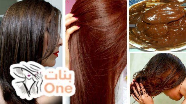 مكونات حنة فرد الشعر